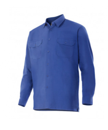Camisa 100% algodon manga...
