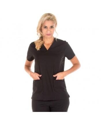 Blusa de mujer AGATA Elástica